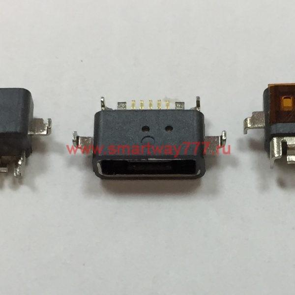Разъем зарядки для Sony Ericsson LT15i (Arc)/LT18i (ArcS)