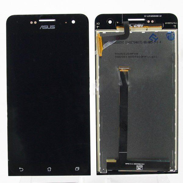 Дисплей для Asus ZenFone 5 (A500KL/A501CG) с тачскрином Черный