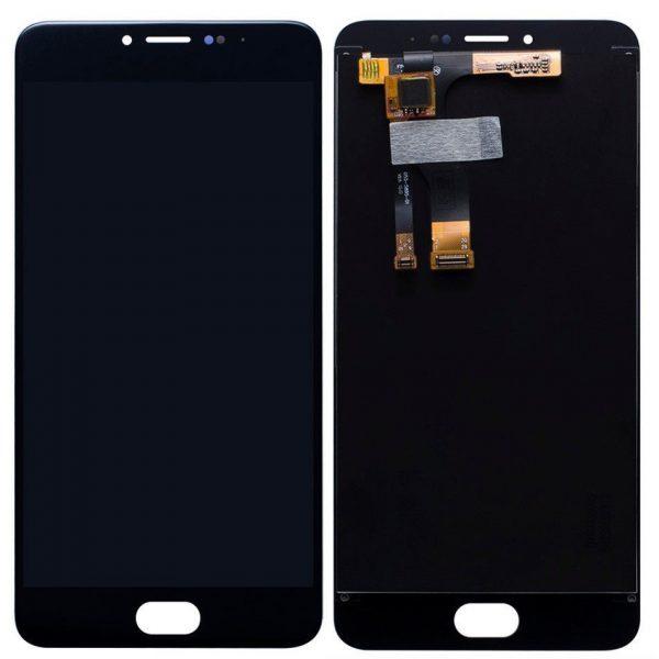 Дисплей для Meizu M3 Note (M681) в сборе с тачскрином Черный
