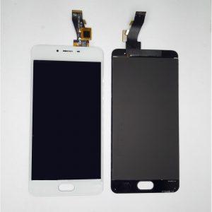 Дисплей для Meizu M3S mini в сборе с тачскрином Белый