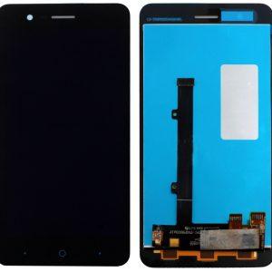 Дисплей для ZTE Blade A510 в сборе с тачскрином Черный