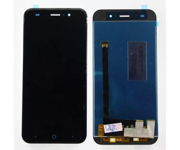 Дисплей для ZTE Blade X7 в сборе с тачскрином Черный