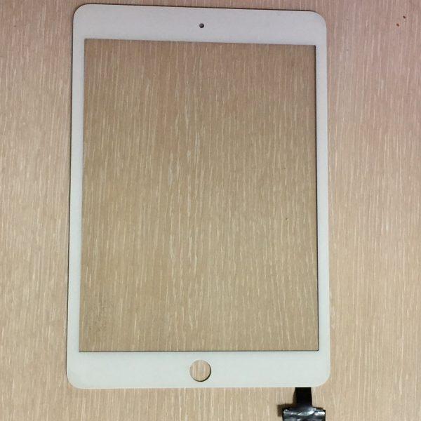 Тачскрин для iPad mini 3 в сборе Белый