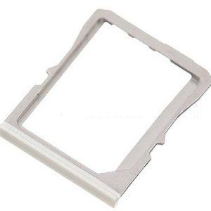 Держатель SIM (sim holder) для HTC One M7 Белый