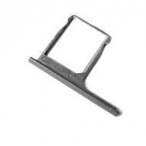 Держатель SIM (sim holder) для HTC One M8 Серый