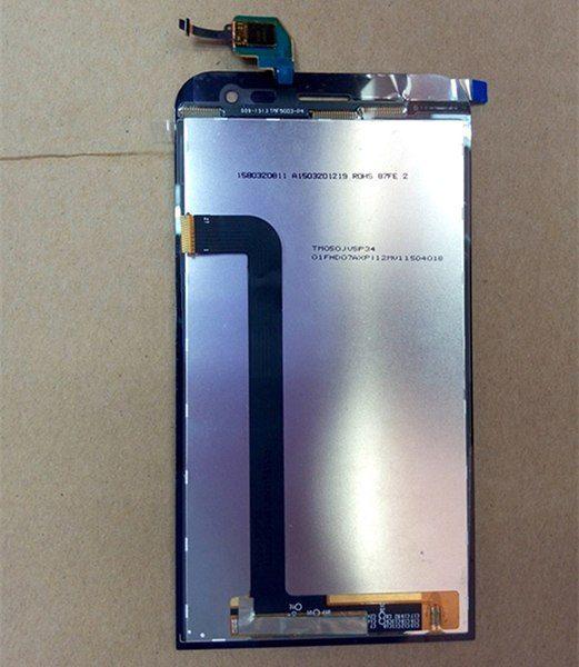 Дисплей для Asus ZenFone 2 Laser (ZE500KL/ZE500KG) в сборе с тачскрином Черный