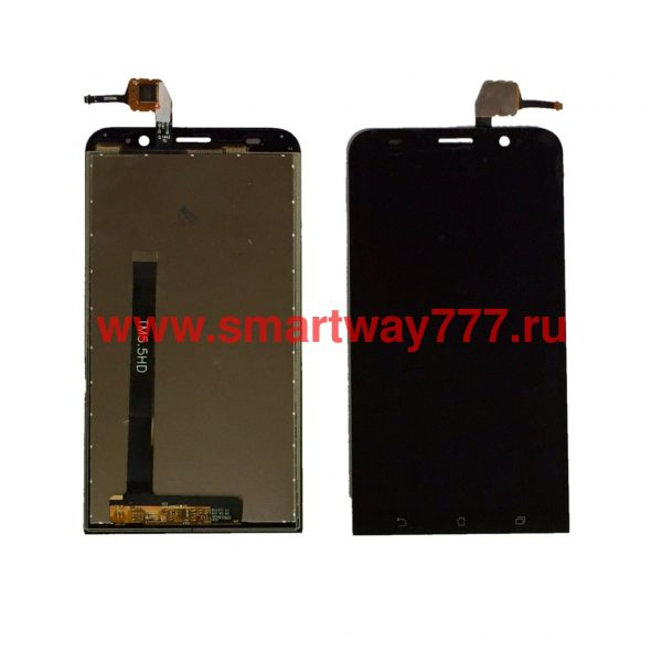 Дисплей для Asus ZenFone 2 (ZE550ML) с тачскрином Черный