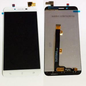 Дисплей для Asus ZenFone 3 Max (ZC553KL) с тачскином Белый
