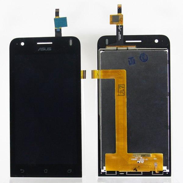 Дисплей для Asus ZenFone C (ZC451CG) с тачскином Черный
