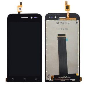 Дисплей для Asus ZenFone Go (ZB452KG) в сборе с тачскрином Черный