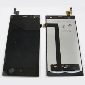Дисплей для Highscreen Zera S с тачскрином Черный