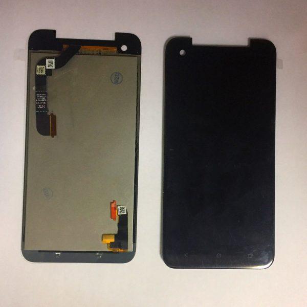 Дисплей для HTC Butterfly (X920e) с тачскрином Черный