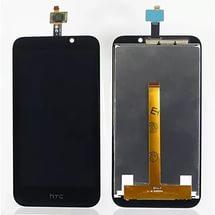 Дисплей для HTC Desire 320 с тачскрином Черный