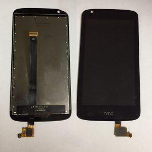 Дисплей для HTC Desire 326G с тачскрином Черный