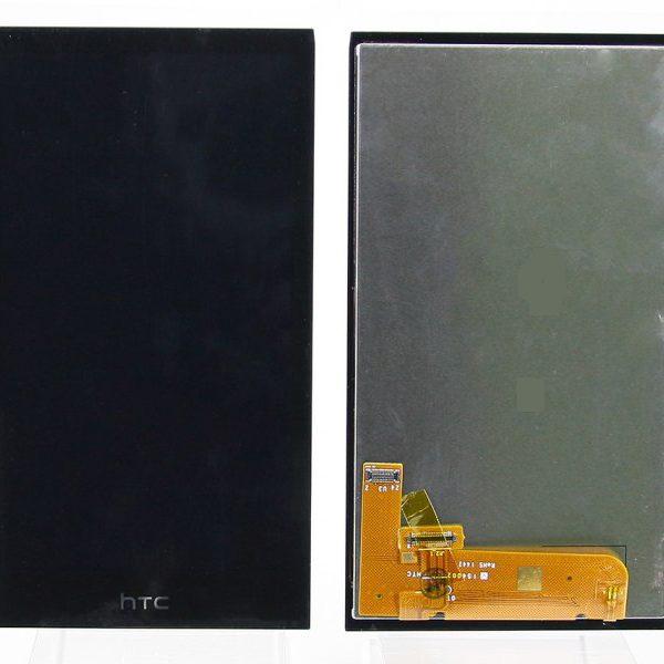 Дисплей для HTC Desire 510 с тачскрином Черный