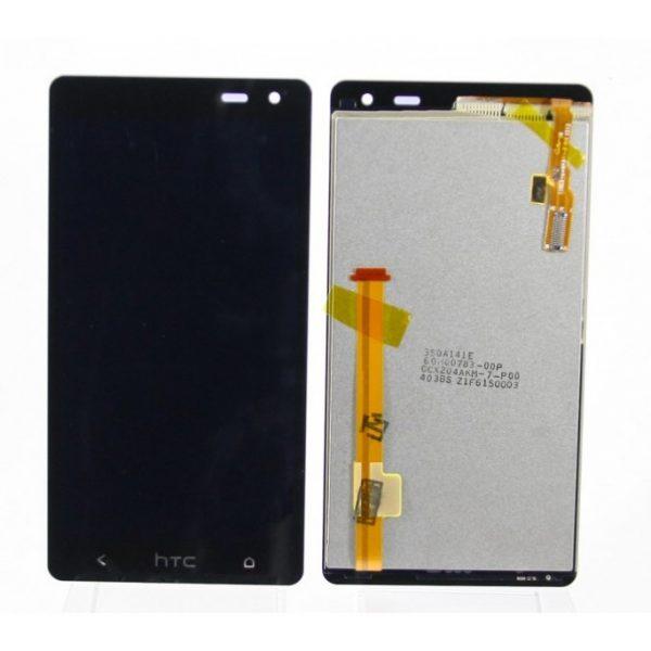 Дисплей для HTC Desire 600 Dual с тачскрином Черный