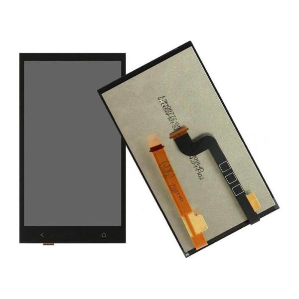 Дисплей для HTC Desire 601 / 601 Dual с тачскрином Черный
