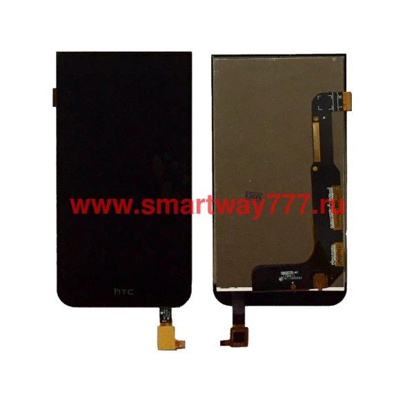 Дисплей для HTC Desire 616 Dual в сборе с тачскрином Черный