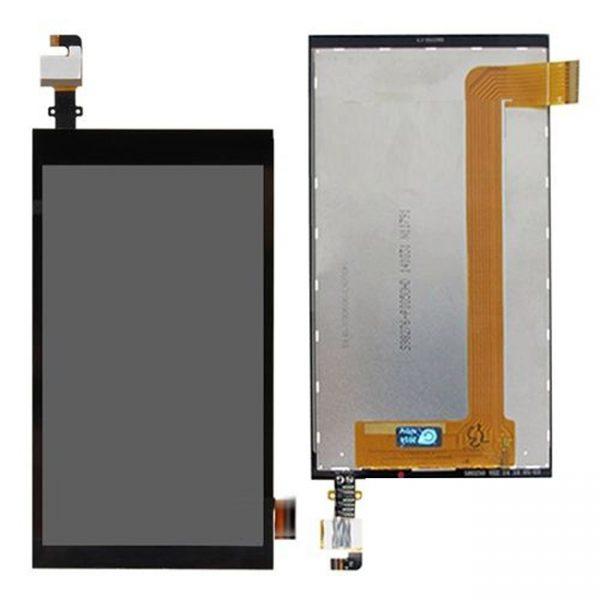 Дисплей для HTC Desire 620G с тачскрином Черный