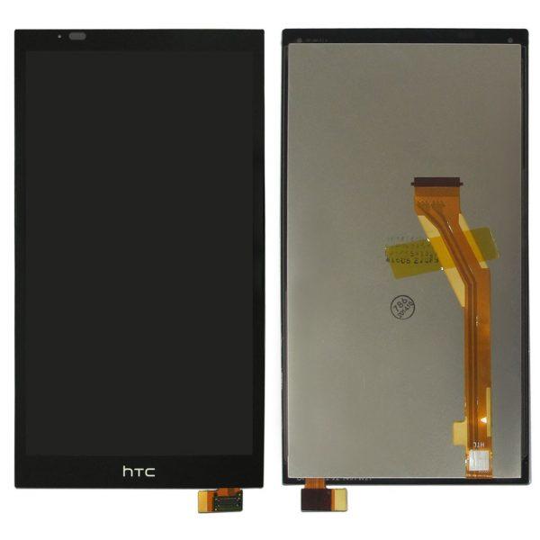 Дисплей для HTC Desire 816 / 816 Dual с тачскрином Черный