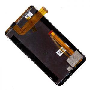 Дисплей для HTC Evo 3D с тачскрином Черный