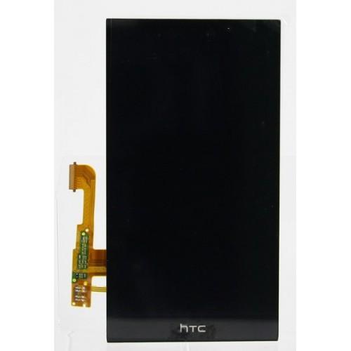 Дисплей для HTC One M8 с тачскрином Черный