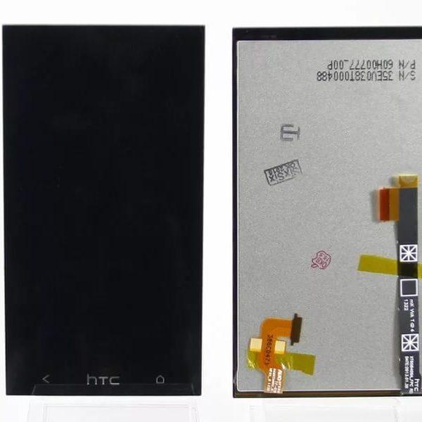 Дисплей для HTC One Mini с тачскрином Черный