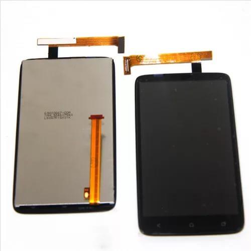 Дисплей для HTC One X (S720) с тачскрином Черный