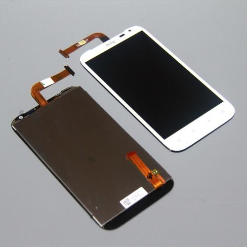 Дисплей для HTC Sensation XL (X315e) с тачскрином Белый