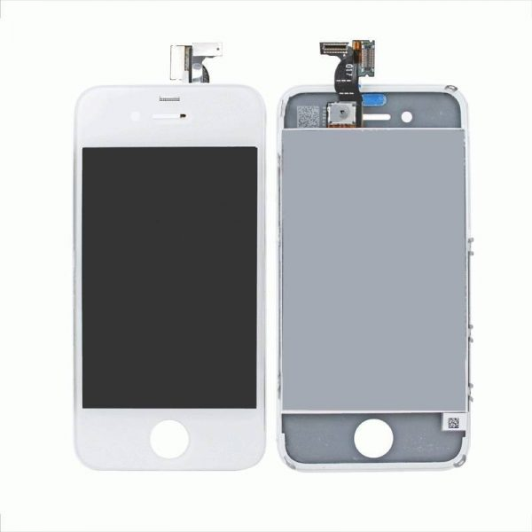 Дисплей для iPhone 4 с тачскрином Белый