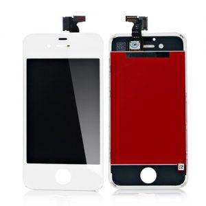 Дисплей для iPhone 4S с тачскрином Белый