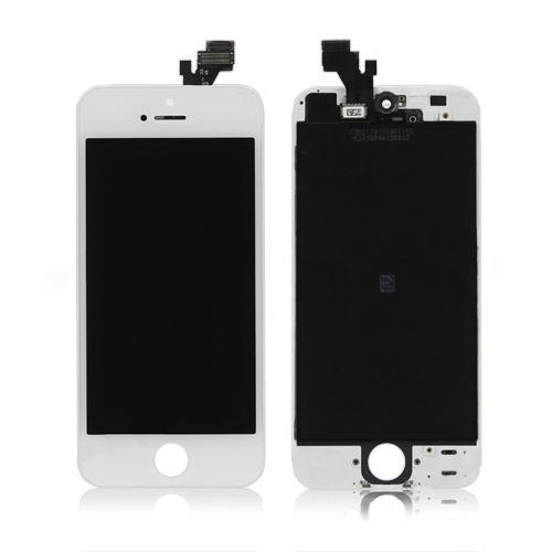 Дисплей для iPhone 5 с тачскрином Белый