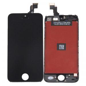 Дисплей для iPhone 5C с тачскрином Черный