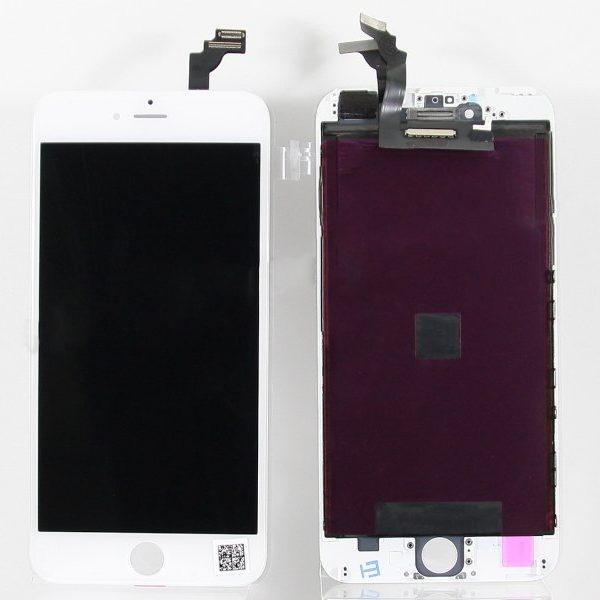 Дисплей для iPhone 6 Plus с тачскрином Белый