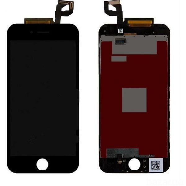 Дисплей для iPhone 6S с тачскрином Черный