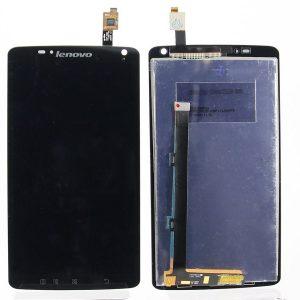 Дисплей для Lenovo S930 с тачскрином Черный