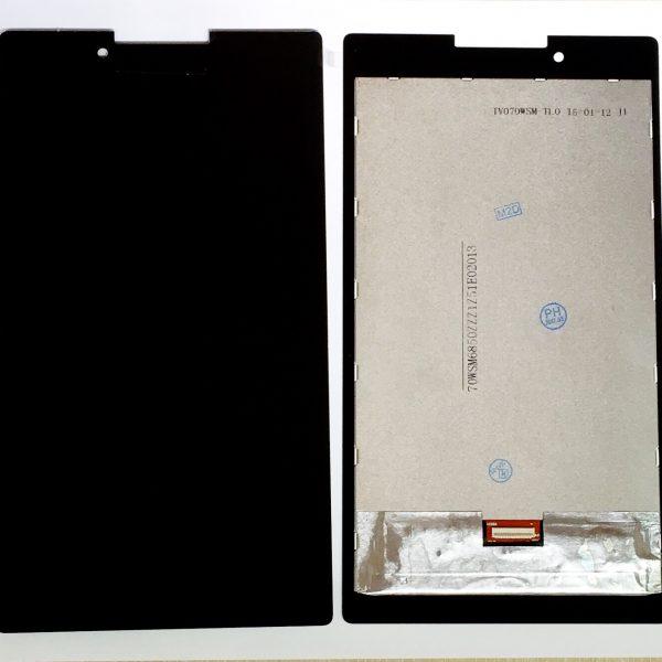 Дисплей для Lenovo TAB 2 A7-30 с тачскрином Черный
