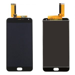 Дисплей для Meizu M2 Note с тачскрином Черный
