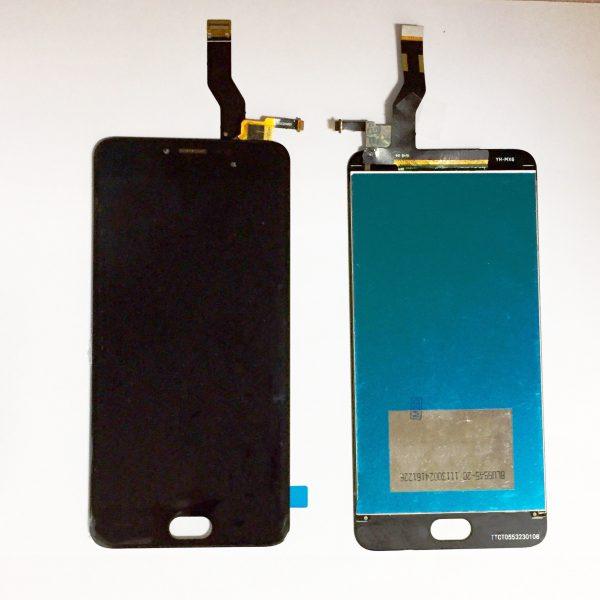 Дисплей для Meizu M3 Note (L681) в сборе с тачскрином Черный