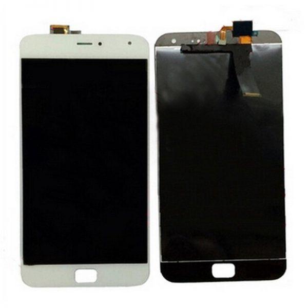 Дисплей для Meizu MX4 Pro в сборе с тачскрином Белый