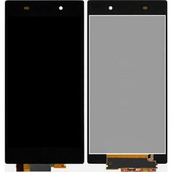 Дисплей для Sony C6903 (Z1) с тачскрином Черный