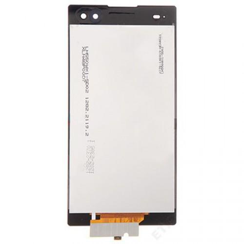 Дисплей для Sony D2533/D2502 (C3/C3 Dual) с тачскрином Черный
