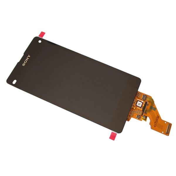 Дисплей для Sony D5503 (Z1 Compact) с тачскрином Черный