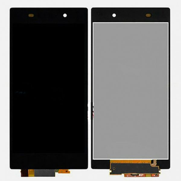 Дисплей для Sony D6503 (Z2) с тачскрином Черный