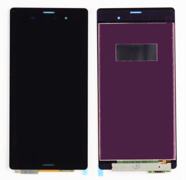 Дисплей для Sony D6603/D6633 (Z3/Z3 Dual) с тачскрином Черный