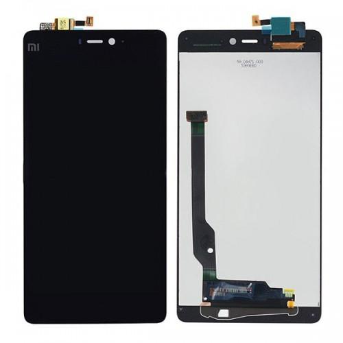 Дисплей для Xiaomi Mi 4C в сборе с тачскрином Черный