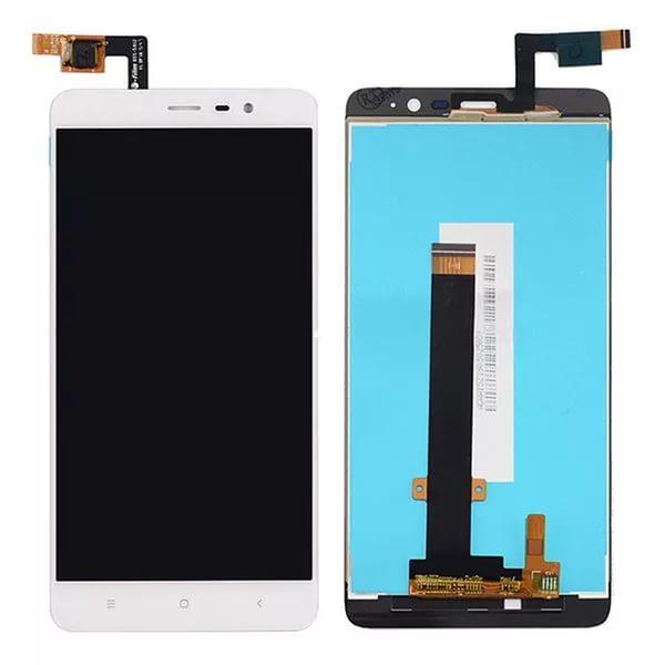Дисплей для Xiaomi Redmi Note 3 с тачскрином Белый