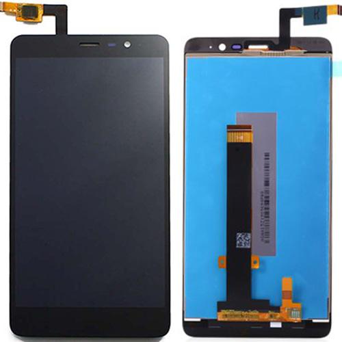 Дисплей для Xiaomi Redmi Note 3 с тачскрином Черный