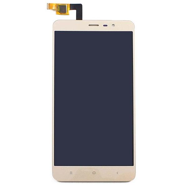 Дисплей для Xiaomi Redmi Note 3 с тачскрином Золото