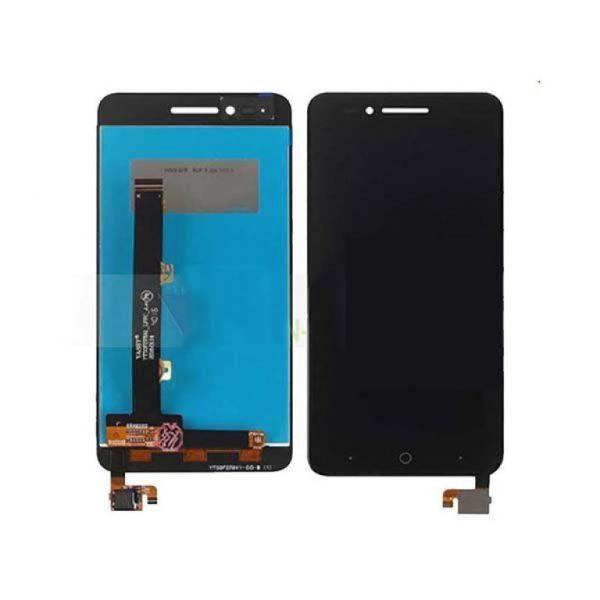 Дисплей для ZTE Blade A610 в сборе с тачскрином Черный